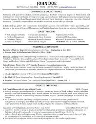 Investment Banking Resume Template Banker 10 Best Images About Templates Of