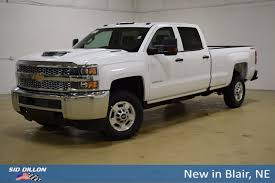 100 4wd Truck New 2019 Chevrolet Silverado 2500HD Work Crew Cab In Blair