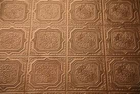 painting faux tin ceiling tiles home guides sf gate