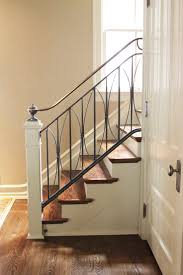 326 Best The Kitchen Staircase Images On Pinterest   Stairs, Dream ... Best 25 Wrought Iron Stair Railing Ideas On Pinterest Iron Custom Railings And Handrails Custmadecom A Vintage Pair Of Very Large French Mahogany Finials Newel Post 112 Best Stairs Ideas Tutorials Images Our 1970s House Makeover Part 6 The Hardwood Entryway Pin By O John Znewell Post Caps Cap Tips For Pating Stair Balusters Paint Stairs Banisters Metal Banister Spindles Double Basket Michelle Paige Blogs Before After Of A Banister Door Knob Door Handle Boutique Kings Road Ldon Uk