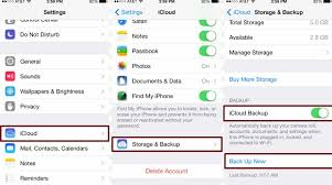 iPhone Won t Backup to iCloud How to Fix it