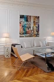moderne möbel im klassischen wohnzimmer osta kuvia