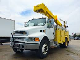 Used Service - Utility Trucks For Sale