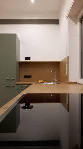 zwei zeilen ohne oberschränke werden zum u küchenplanung