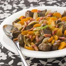 cuisiner les carottes boeuf braisé aux carottes maggi