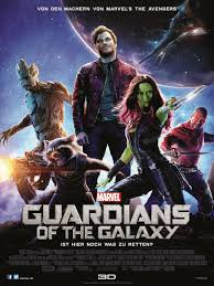 Movie Poster Guardians Of The Galaxy On CAFMP