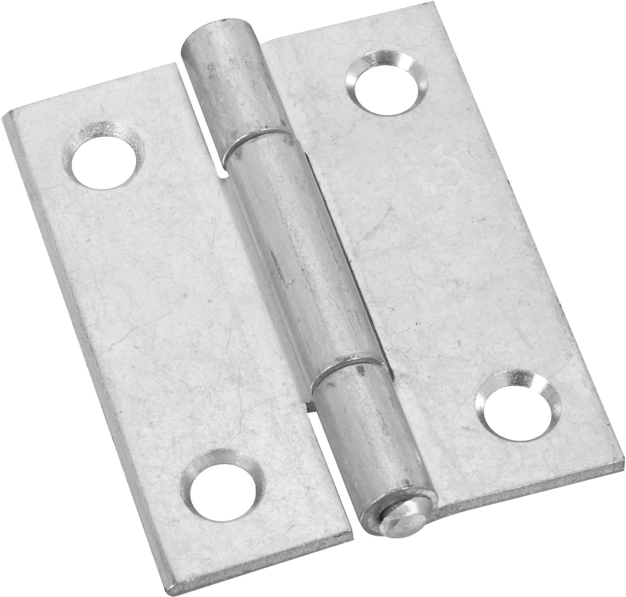 National Hardware Hinge Non-Removable Pin Hinge - 2''