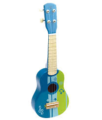 Hape Kitchen Set Uk by Hape Hap E0317 Guitar Blue Hape Amazon Co Uk Toys U0026 Games