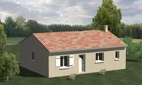 plan de maison 2 chambres construction 86 fr plan maison plain pied traditionnel de type 3