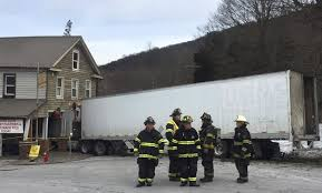 Truck Crashes Into Allamuchy General Store - New Jersey Herald - Truck Crashes Into House At Scottsdale The Courier Garbage Truck After Losing Brakes On Hill In Hawthorne Update Cloverdale Home Langley Times Wind Turbine Blade Slices Into Semitruck In Crazy Autobahn Crash Pickup Mesa Abc15 Arizona Video Ftilizer Highway 32 West Monster Crashes Party Travel Channel Fedex Loses Mail North Of Livingston View Pittsburgh Postgazette Tesla Model S Driver Walks Away From Crash With A Amazon Prime While Entering I5 Rest Area Local