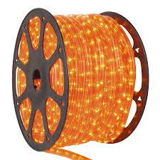 Orange Rope Light 813