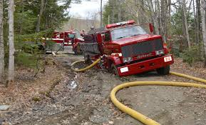 100 Stuck Trucks New Sharon Fire Truck Stuck In Mud While Trying To Save Home