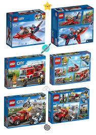 LEGO® City Fire Rescue Combo | Exclusivebrandsonline