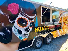 Nueva Cantina St. Petersburg 2018 Food Truck Review