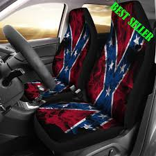 100 Best Seat Covers For Trucks Confederate Flag Rebel Lets Print Big