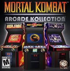 Mortal Kombat Arcade Cabinet Specs by Amazon Com Mortal Kombat Arcade Kollection Download Video Games