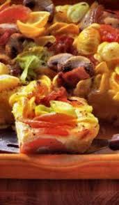 recette gratin de pâtes et légumes