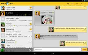 Tablet Talk: SMS & Texting App - Android Apps On Google Play