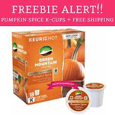 Pumpkin Spice Keurig Nutrition by Run Free Green Mountain Pumpkin Spice K Cups After Cash Back
