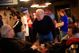 joe biden and family spend thanksgiving in iowa photos and images