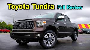 100 Toyota Truck Reviews 2019 Tundra FULL REVIEW A True With Bulletproof