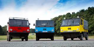 Ox, The World's First Flat-pack Truck, Can Be Assembled In 12 Hours ...