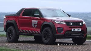 Range Rover Velar Pickup Render Truck Blends Style With Utility Land Rover Range Sport Svr 13 Sausio 2018 Autogespot Land Rover Range Evoque Convertible 1030px Image 7 A Defender Pickup Truck Could Arrive By 20 Offroad 2013 Vs 2014 Styling Shdown Trend Startech Unveils New Photo Gallery Fix For The Car V 10 Allmodsnet Hyundai Elantra Evoque Named 2011 North American Car Arden Ar 11 Takes One Last Stab At The Before 2019 P400e Photos And Info News Driver Velar Render Blends Style With Utility 32016 Models Recalled Door Latch Shiny Freightliner Truck Transporting Autos