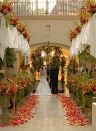 Wedding Ceremony Arch Rustic In The Chateau Elan