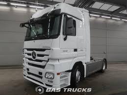 Mercedes Actros 1846 LS Tractorhead Euro Norm 5 €53400 - BAS Trucks
