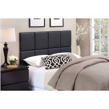 Black Leather Headboard Single by Single Upholstered Headboard Size A U2014 Collection Including Navy