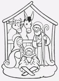 Full Size Of Coloring Pagenativity Color Page Pages Christmas Nativity Colouring