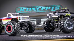 100 New Truck Tires JConcepts Release Monster YouTube