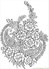 Detailed Patterns Colouring Pages