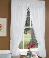Dotted Swiss Curtains White by Nothing Compares To The Sweetness And Purity Of White Dotted Swiss