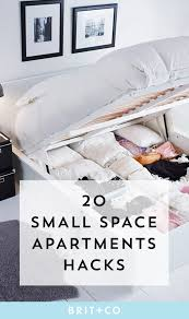 Whether Youve Just Landed Your First Apartment Hoorah Or Are Wrestling With What To Do All Stuff Now That Youre Living In A Smaller Space