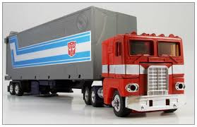 100 Optimus Prime Truck Model The G1 Journey