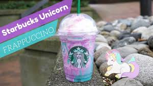 I Tried The Starbucks Unicorn Frappuccino