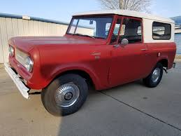 1966 International Scout 800 Traveltop 4-wheel Drive - Used ... 1966 Intertional Loadstar Cabover Food Truck Stuff Pinterest Ih Harvester Corn Binder Pickup 2 Youtube 1965 Intertional 1300 Cab Chassis Dually Burnout Model Scout Sales Brochure The Street Peep 1968 Travelall C1100 1600 Grain Truck Item H1527 For Sale Near Las Vegas 1967 Coe Small Adventurepage 68 Builds And Just Listed 1964 1200 Cseries Autolirate 1960 B100