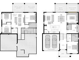 100 Floor Plans For Split Level Homes Floorplansplithorizontrilevelbedfourmcdonaldjones