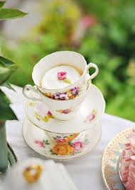Love This Romantic Floral China