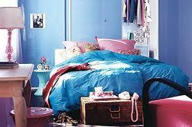 schlafzimmer ein traum in rosa und blau bild 4 living