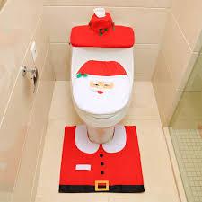 wc sitzbezüge dayoly weihnachtsdekoration wc sitzbezug set