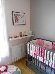 chambre bébé fille et gris chambre bebe gris blanc chaios com avec chambre fille blanc et