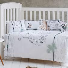 9 fascinating classic pooh crib bedding set photograph