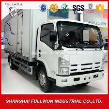 Japan 3 Ton Refrigerator Small Freezer Truck - Buy Freezer Truck ...
