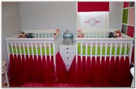 Zspmed of Mini Crib Bedding Set Cute Inspirational Home