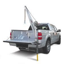 100 Pick Up Truck Crane SpitzLift LKTRS700 Up Receiver Hitch Package W20