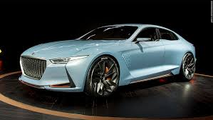 Hyundai Genesis New York concept Cool cars from the New York