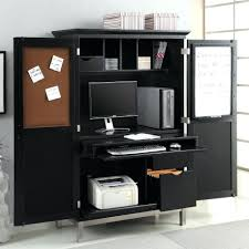Corner Computer Desk With Hutch by Office Design Corner Office Armoire Corner Armoire Desk For Sale