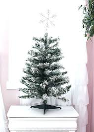 Flocked Christmas Tree Clearance Firy Tle Sle Trees On Sale Pre Lit